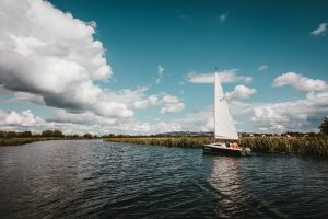 Ríos navegables en España