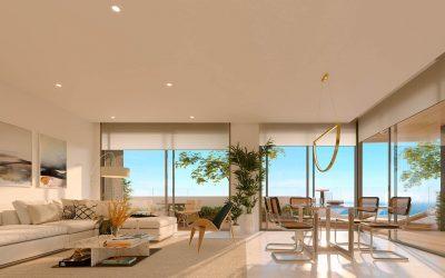 Benidorm Beach: what living on the coast looks like