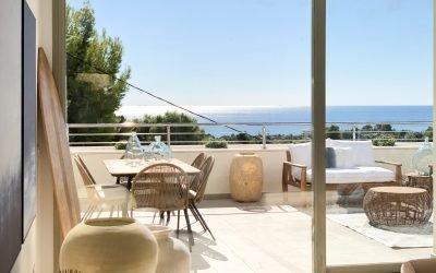 Living in Altea: sea views in Altea Bayview