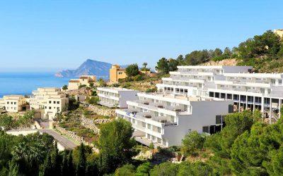 Living in Altea: Solmarina in Altea Hills, the most exclusive area