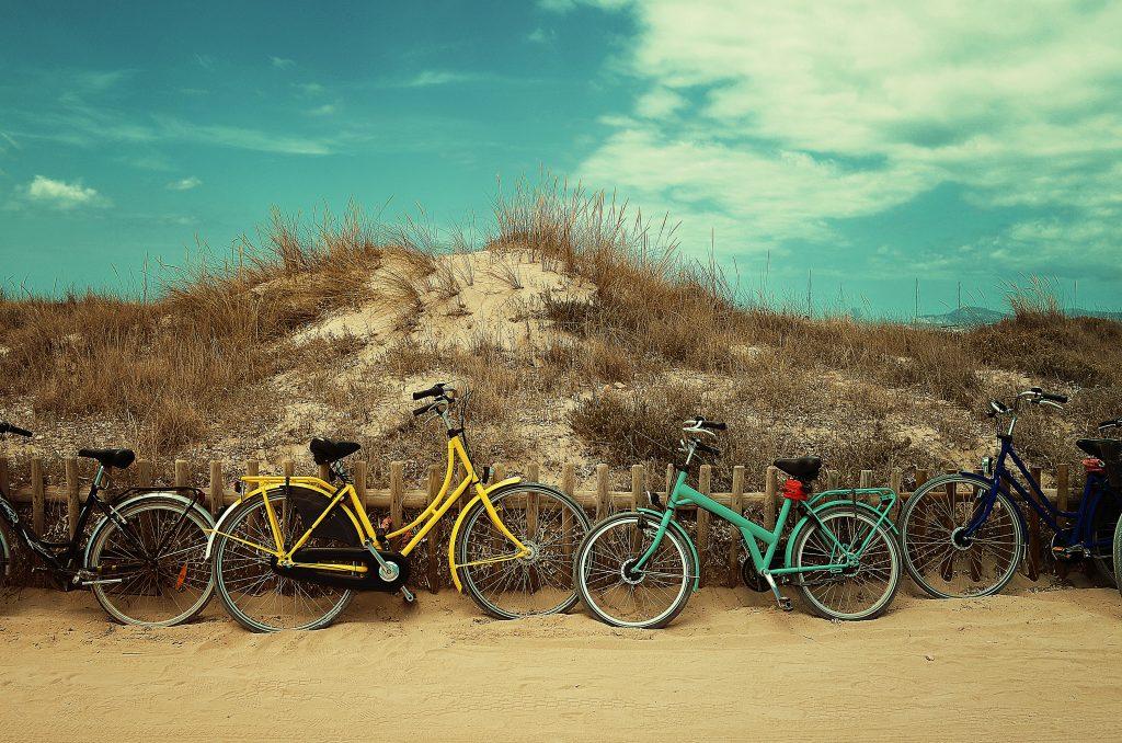 Rutas en bicicleta por España