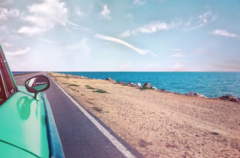 Een auto invoeren in Spanje