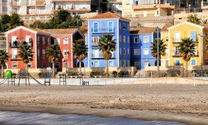 badplaatsen van Alicante