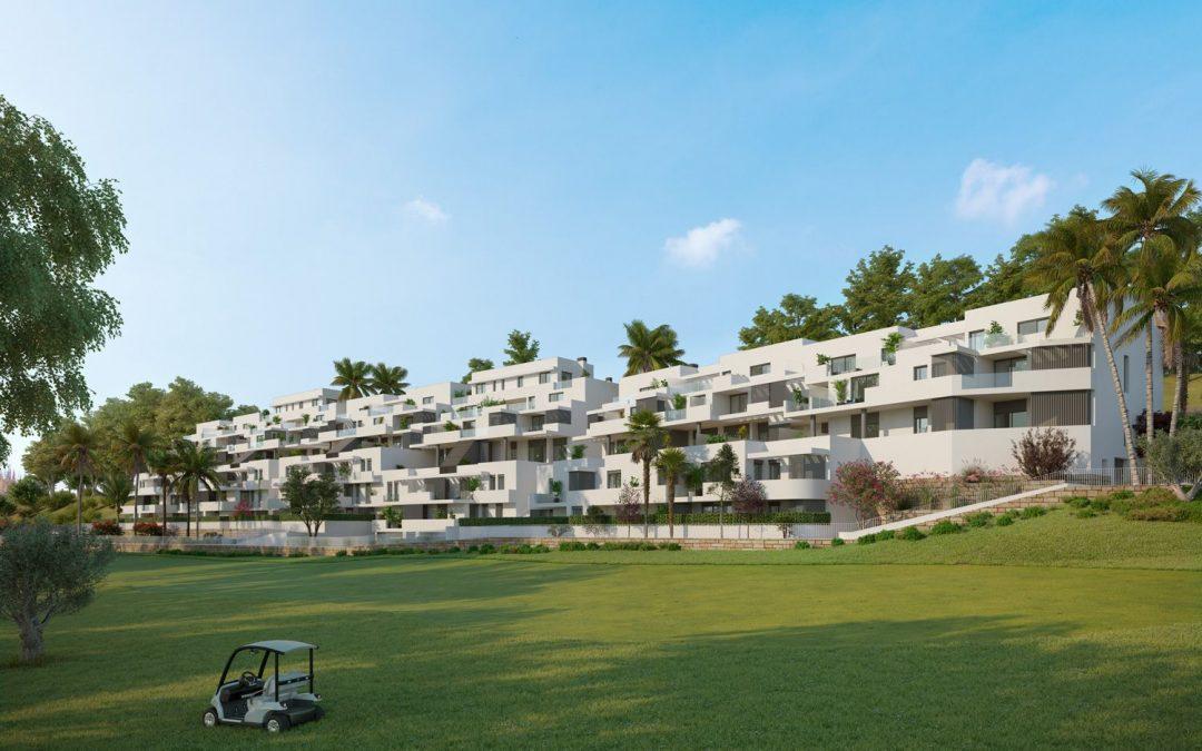 Vivre sur un terrain de golf sur la Costa del Sol? À Doral Golf c'est possible!
