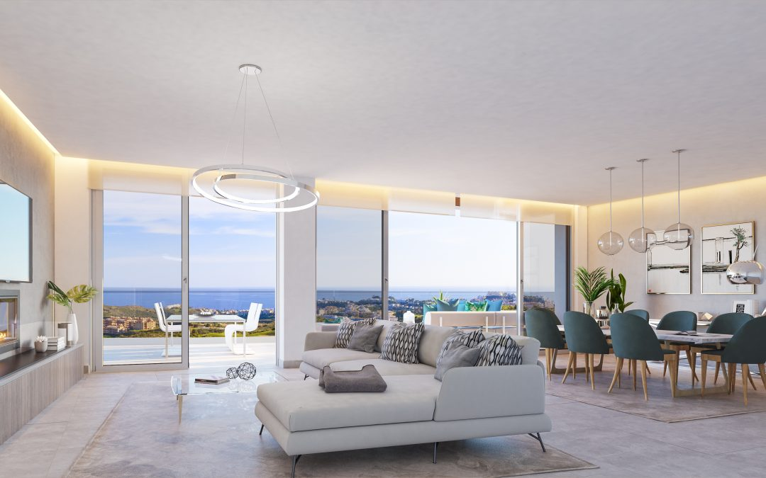Vivre sur la Costa del Sol. One Residences, luxe méditerranéen à Mijas