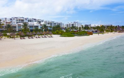 Residential complex in Cancun: La Amada, your paradise with an exclusive beach