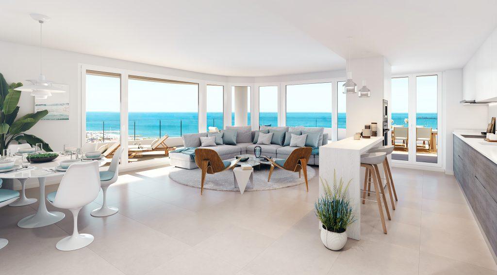 Comprar vivienda sobre plano